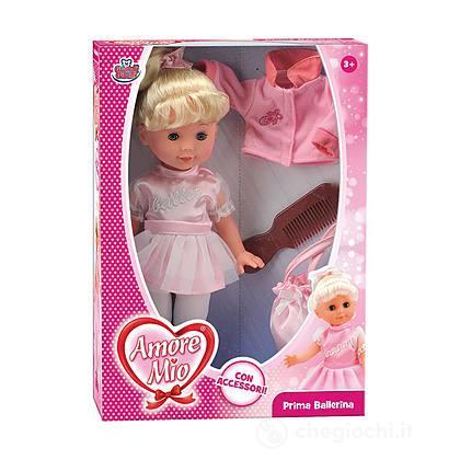 Bambola Amore Mio Ballerina 33 cm Con Accessori