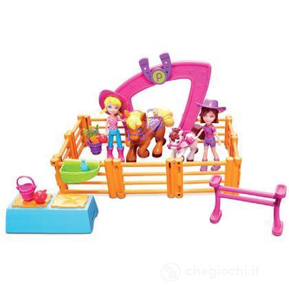 Polly e le sue amiche a cavallo (X7175)