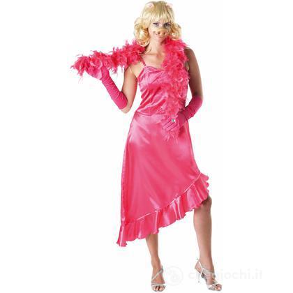 Costume Miss Piggy taglia M 44 (R 889801)