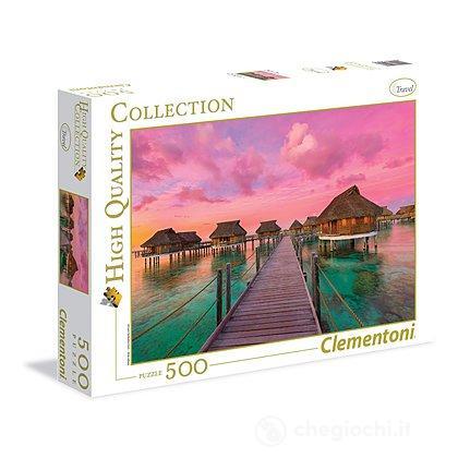 500 pezzi Colorful paradise (35016)