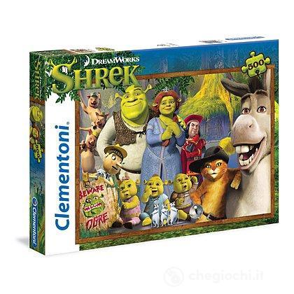 Shrek Puzzle 500 pezzi (35018)