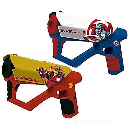 Avengers Pistole laser con luci e suoni (390188)