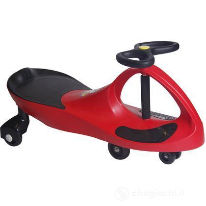 Auto serpeggiante rossa (PL98851)