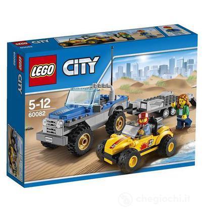 Rimorchio Dune Buggy - Lego City Great Vehicles (60082)