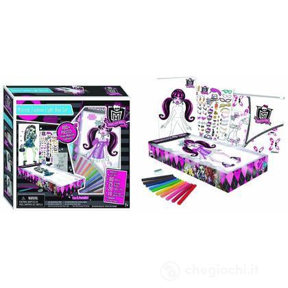 Monster High set da disegno Travel Light Box (FA64020)