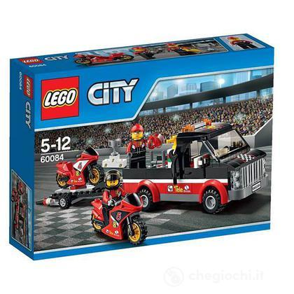 Trasportatore di moto da corsa - Lego City Great Vehicles (60084)