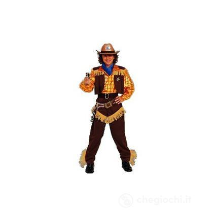 Costume cow boy Texas medio