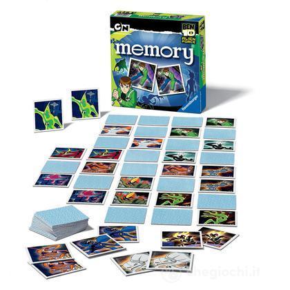 Memory Ben10 Alien Force