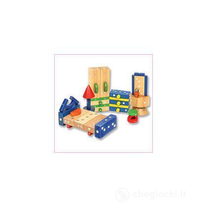 Cubi magnetici: Camera da letto