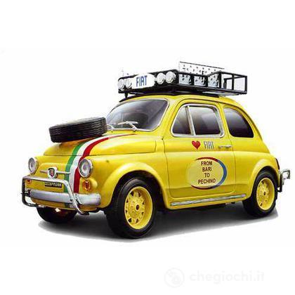 Fiat 500 Bari-Pechino 1:16