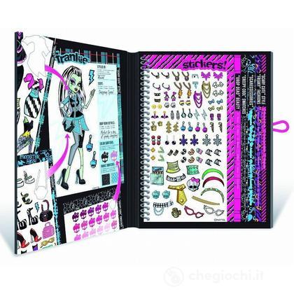Monster High set da disegno Sticker Stylist (FA64024)