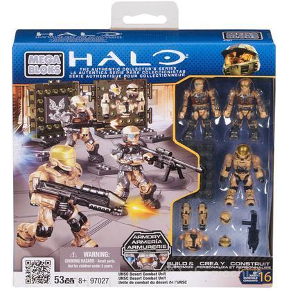 Halo Wars Unità Da Combattimento        (97026)