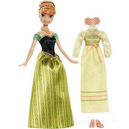Anna Frozen con moda (CMM30)