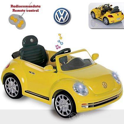 Auto Maggiolino con radiocomando (1026/G)