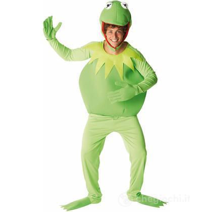 Costume Kermit taglia L 50 (R 889802)