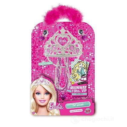 Set Magici Gioielli Con Diadema Di Barbie