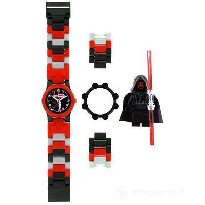Orologio Lego Star Wars Darth Maul