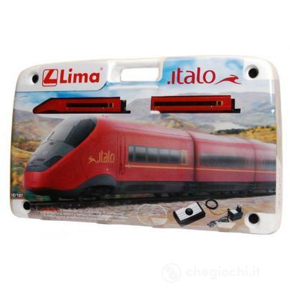 Treno Italo NTV con trasformatore (HL1041)