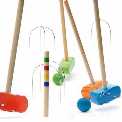 Crokanimo - croquet game (DJ02029)