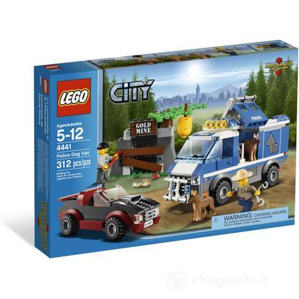 LEGO City - Unità Cinofila (4441)