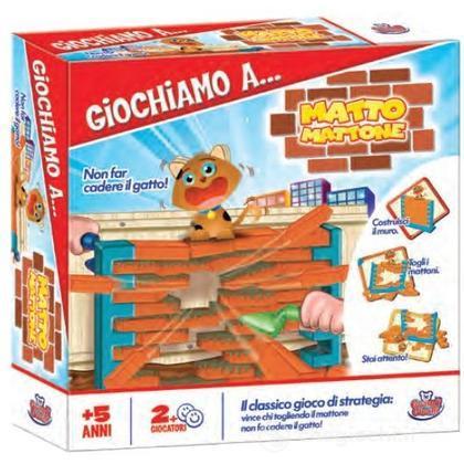 Gioco Matto Mattone (GG90030)