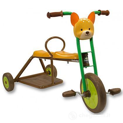 Triciclo Cervo con doppio sedile (9703FOR992307)