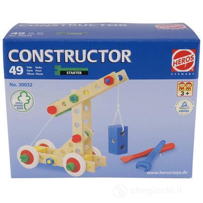Constructor Starter Set Gru 49 pezzi