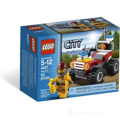 LEGO City - Quad dei Pompieri (4427)