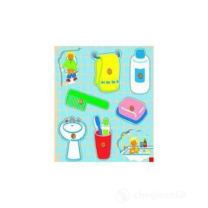 Puzzle Bagno Bimbi (53032)