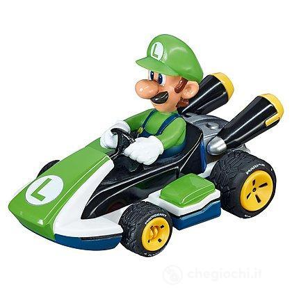 Auto pista Carrera Nintendo Mario Kart 8 - Luigi (20064034)