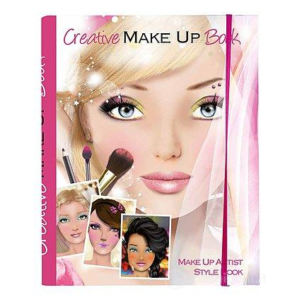 Creative Make Up Artist con Style Book Rosa (034)