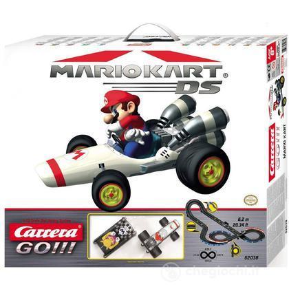 Pista Carrera GO!!! Mario Kart