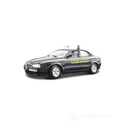 Alfa Romeo 156 guardia di finanza 1:24