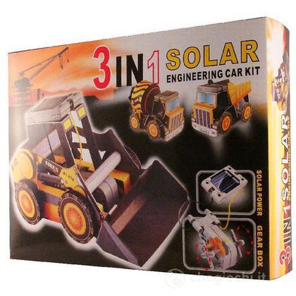Solari 3 in 1: Mezzi di lavoro