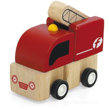 Piccolo camion dei pompieri