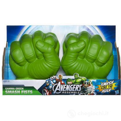 Avn Pugni Di Hulk (A1827E24)