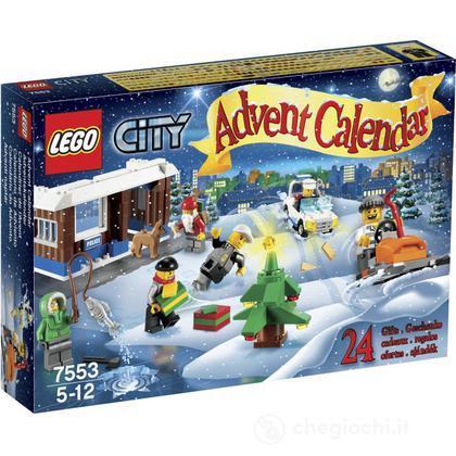Calendario dell'Avvento - Lego City (7553)