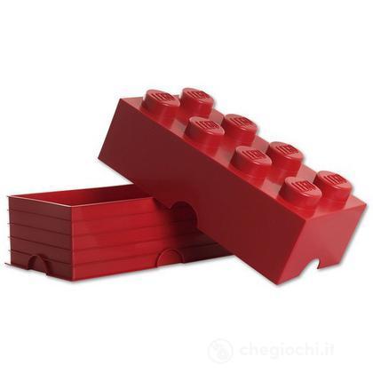 """Scatola da """"8"""" rossa"""