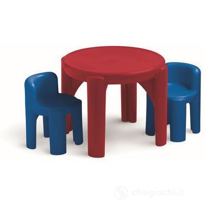 Tavolo con sedie mobili e arredamento little tikes for Tavolo unicorno