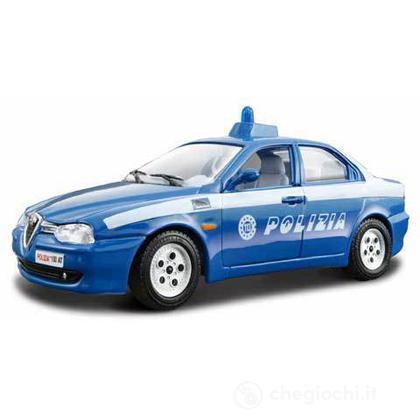 Alfa Romeo della polizia 1:24