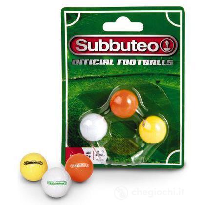 Subbuteo 3 palloni (GPZ03042)