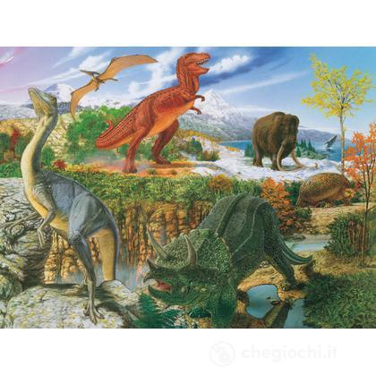 Mondo dei dinosauri
