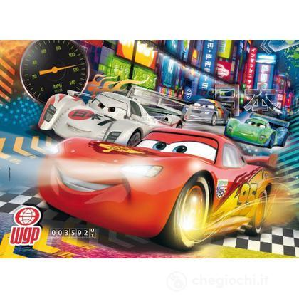 Cars 2 The fastest Crew - 3D Puzzle (20046)