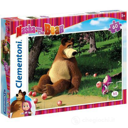 Masha e Orso Maxi Puzzle 60 Pezzi (26046)