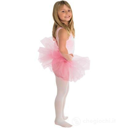 Tutù ballerina rosa (9048)