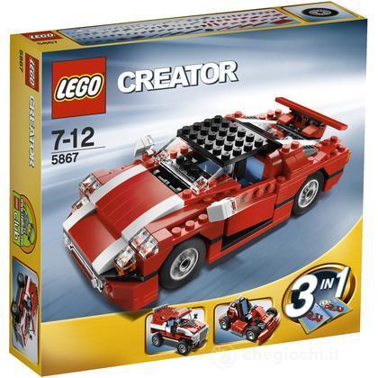 LEGO Creator  - Super bolide (5867)