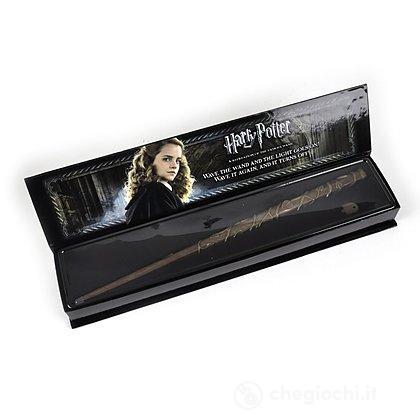 Harry Potter: Bacchetta Magica Punta Luminosa di Hermione Granger (NN8028)