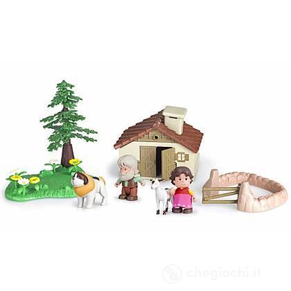 Playset La Casa di Heidi