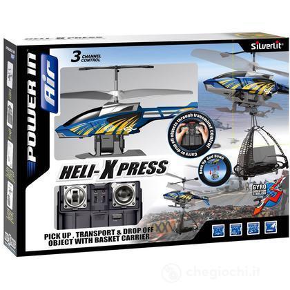 Heli Xpress Elicottero con Portapacchi ad Infrarossi