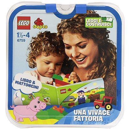 Una vivace fattoria - Lego Duplo Mattoncini (6759)